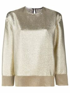 Stella McCartney metallic blouse