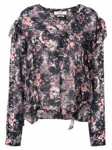 Isabel Marant Étoile floral print blouse - Multicolour