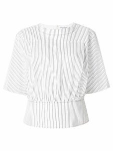 Sonia Rykiel striped blouse - White