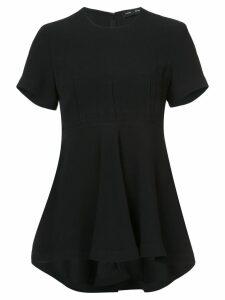 Proenza Schouler Crêpe Top - Black