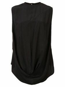 Rick Owens Inhuman blouse - Black