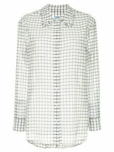 Macgraw Optical shirt - White