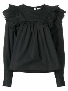 Isabel Marant Étoile Matias blouse - Black
