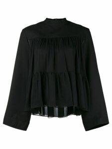 Chloé pleated blouse - Black