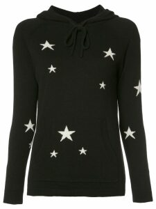 Chinti and Parker 'Star' hoodie - Black