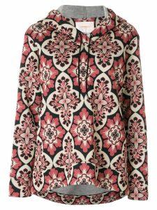 La Doublej Palazzo hoodie - Pink