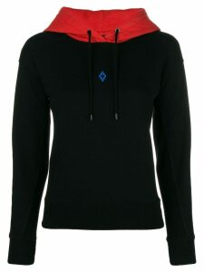 Marcelo Burlon County Of Milan Cupido hoodie - Black