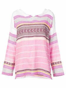 Lemlem Luchia hoodie - Pink