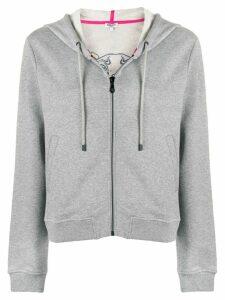 Kenzo tiger motif hoodie - Grey