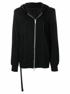 Unravel Project hooded sweatshirt - Black
