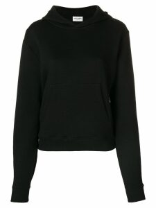 Saint Laurent hooded sweatshirt - Black