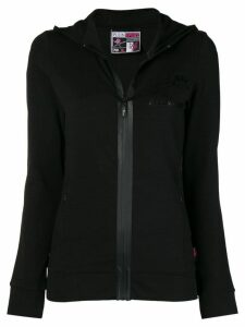 Plein Sport logo hoodie - Black