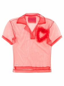 Victor & Rolf Lovely polo top - Red