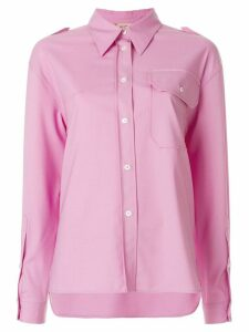 Nº21 long sleeve shirt - PINK