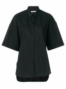 Lis Lareida oversized shortsleeved shirt - Black