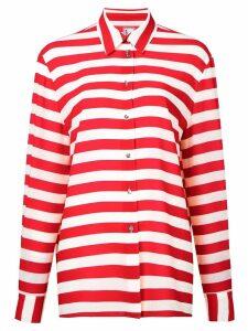 Antonio Marras striped shirt - White