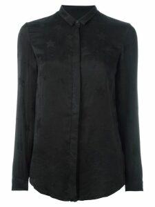 RtA tonal 'stars' shirt - Black