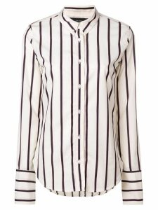 Isabel Marant Uliana striped shirt - White
