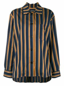 Isabel Marant striped shirt - Blue