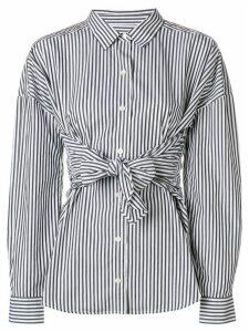 FRAME Poplin shirt - Black