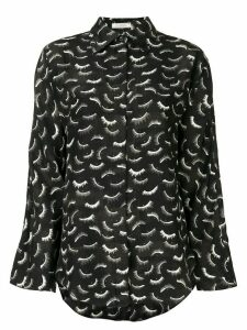 Nina Ricci classic shirt - Black