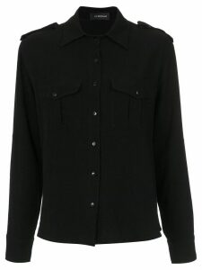 Olympiah Inca shirt - Black