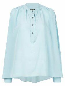 Isabel Marant loose fit shirt - Blue