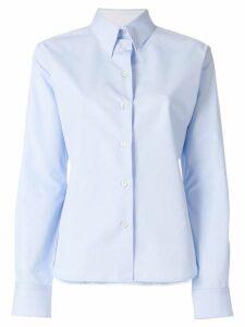 Calvin Klein 205W39nyc classic shirt - Blue