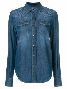 Saint Laurent denim shirt - Blue