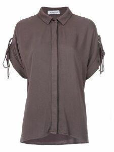 Olympiah Chinchero shirt - Brown