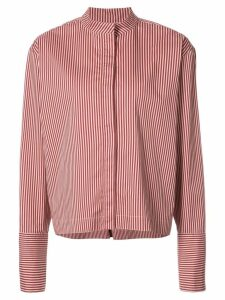DVF Diane von Furstenberg striped shirt - Red