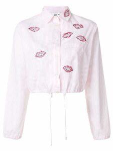 Jimi Roos Kiss shirt - White