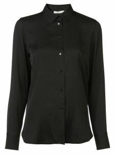 Vince classic silk shirt - Black
