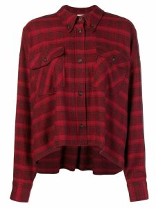 Isabel Marant Étoile Delora shirt - Red