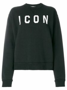 Dsquared2 Icon sweatshirt - Black