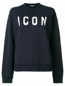 Dsquared2 Icon sweatshirt - Blue