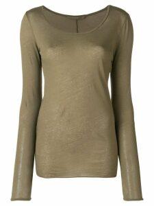 Humanoid Janes sweatshirt - Green