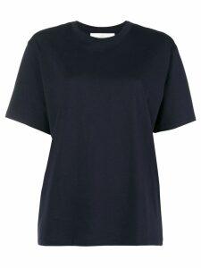 Victoria Victoria Beckham crew neck T-shirt - Blue