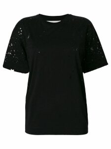 Stella McCartney stars T-shirt - Black