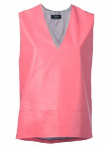 Lanvin structured top - Pink