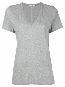 Rag & Bone /Jean V-neck T-shirt - Grey