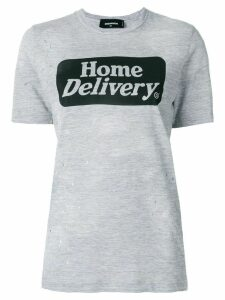 Dsquared2 Home Delivery T-shirt - Grey