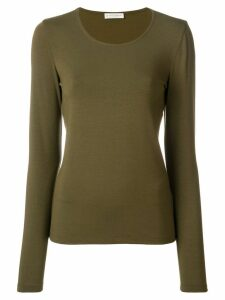 Le Tricot Perugia long sleeve T-shirt - Green