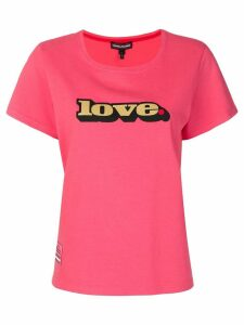 Marc Jacobs Love T-shirt - PINK