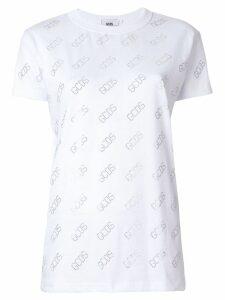 Gcds logo print T-shirt - White