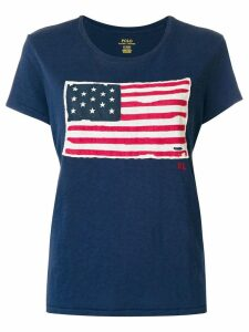Polo Ralph Lauren American flag T-shirt - Blue