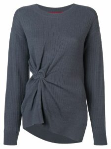 Sies Marjan cashmere ribbed jersey - Grey