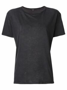 R13 classic T-shirt - Black
