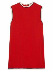 Gucci Stretch viscose tunic top - Red