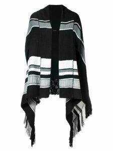 Voz Connie shawl - Black